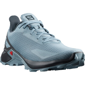Salomon Alphacross Blast Schoenen Heren, ashley blue/ebony/ashley blue